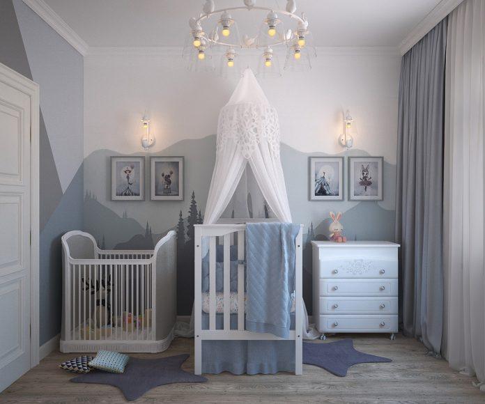 מה צריך להיות בחדרי תינוקות?