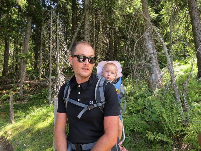 מידע על מנשא לתינוק