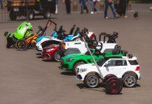 ממונעים לילדים לילדים מציגים התאמה גבוהה לכל רוכב צעיר